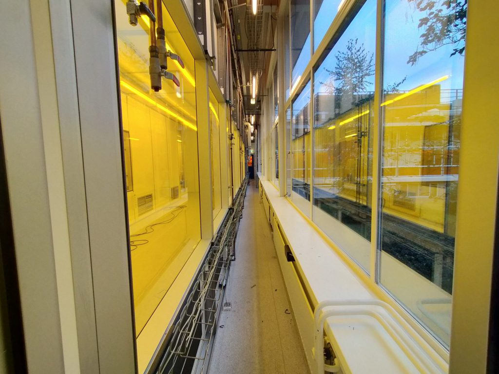 Expansion Clean Room SMART Photonics at High Tech Campus